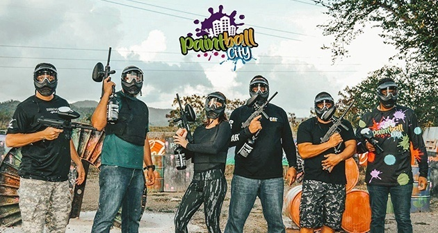 Paintball City - Ponce