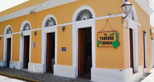 La Taberna Lúpulo - Viejo San Juan