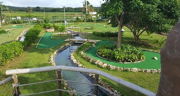Taíno Mini Golf & Café - Aguadilla