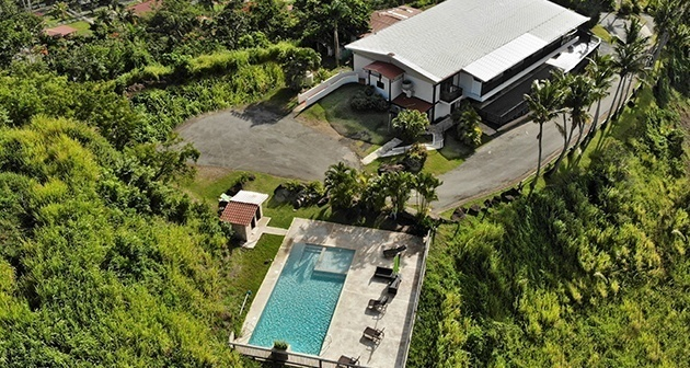 Mountain Lodge Suites at Carabalí Rainforest Park - Luquillo