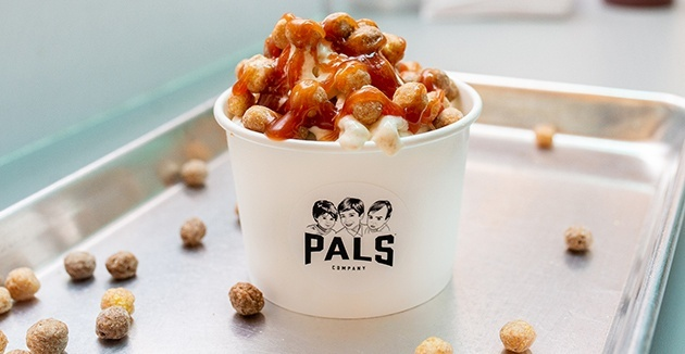 PALS Company - 2 Localidades donde redimir