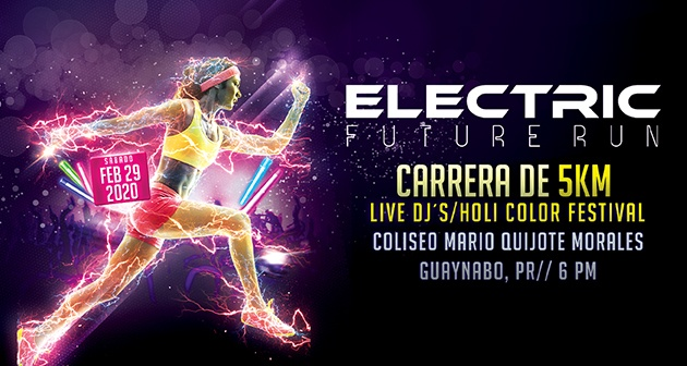 Electric Future Run 5K - Guaynabo