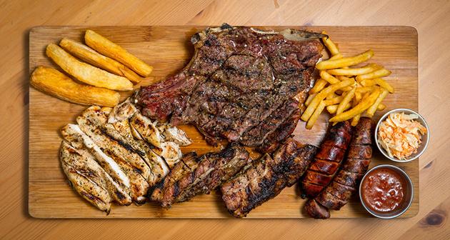Loryel Burgers & Grill - Las Praderas