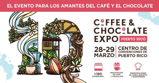 COFFEE & CHOCOLATE EXPO - PUERTO RICO 2020 - Centro de Convenciones de Puerto Rico