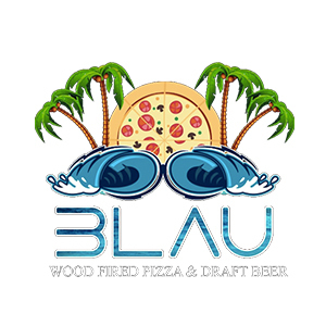BLAU Wood Fired Pizza & Draft Beer