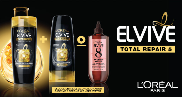 L'Oreal Paris ELVIVE Total Repair 5