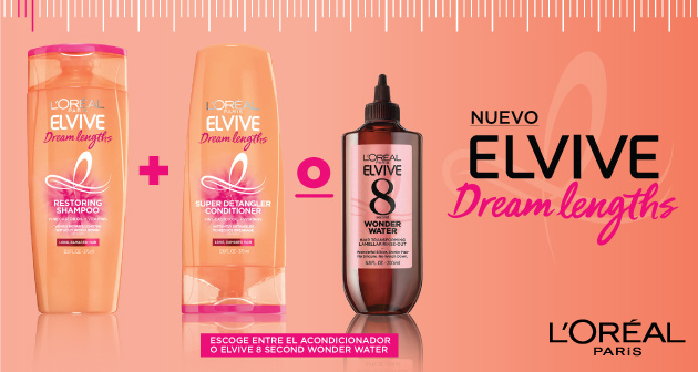 L'Oreal Paris ELVIVE Dream Lengths