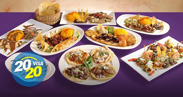 Gana con gustitos® en Frida's Mexican Restaurant - Hato Rey