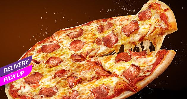 Antonino's Pizza - 20 Localidades donde redimir