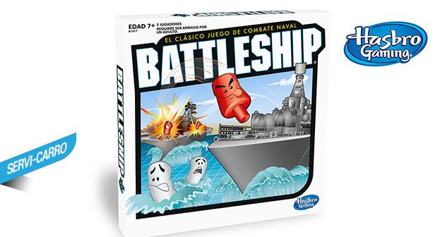 Battleship: San Patricio Plaza - Servi-carro