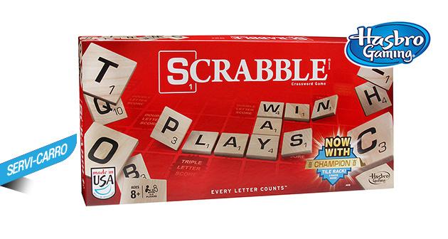 Scrabble: San Patricio Plaza - Servi-carro