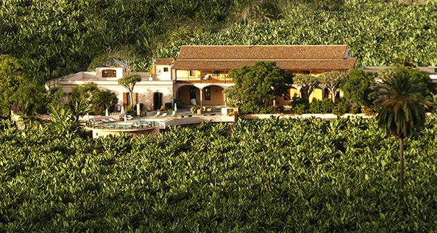 Hacienda del Buen Suceso - Arucas, Gran Canaria