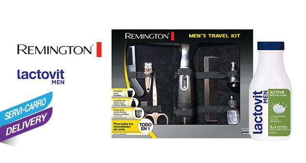 Remington San Patricio Plaza - Servi-carro o Envío