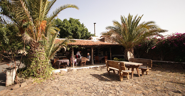 Las Gangarras - Arona
