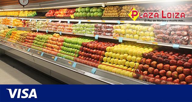 Gana con Visa y Gustazos en Supermercados Plaza Loíza