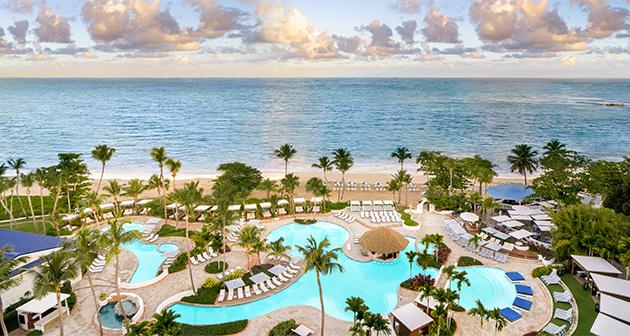 Fairmont El San Juan Hotel - Isla Verde (FINES DE SEMANA)