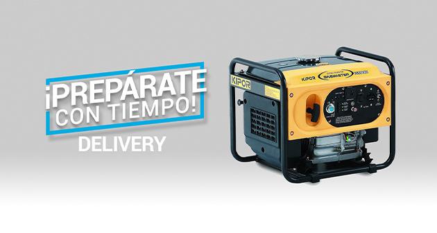 Generador KIPOR IG3000E - Delivery