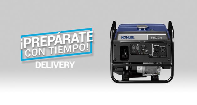 Generador KOHLER PRO28i - Delivery