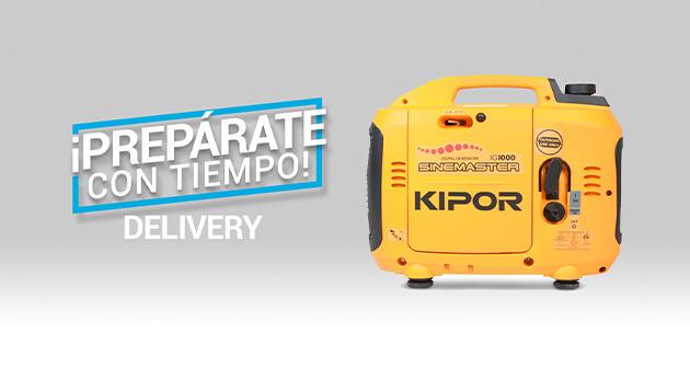 Generador KIPOR IG1000 - Delivery