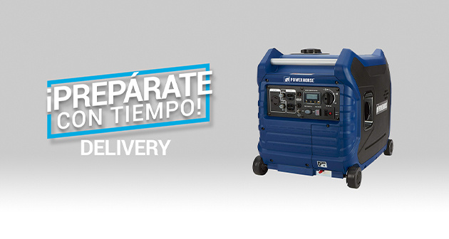 Generador POWERHORSE PH3500 - Delivery Gratis