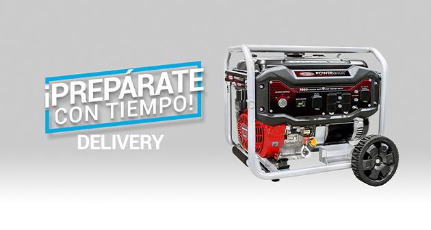 Generador SIMPSON SPG7085E - Delivery
