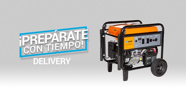 Generador WANCO WG7500E - Delivery
