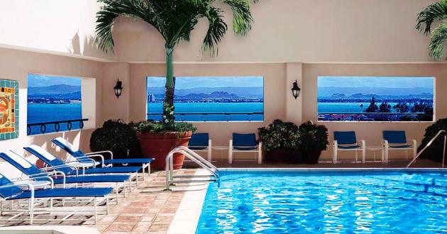 Sheraton Old San Juan Hotel - Viejo San Juan (FINES DE SEMANA)