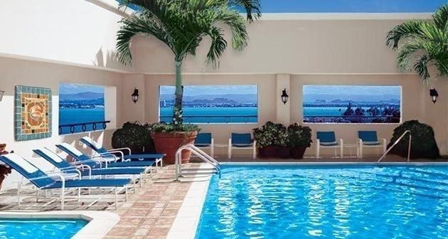 Sheraton Old San Juan Hotel - Viejo San Juan (DÍAS DE SEMANA)