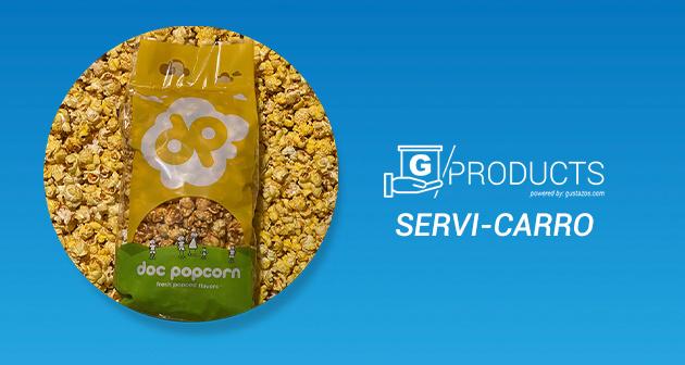 Doc Popcorn - San Patricio Plaza - Servi-carro