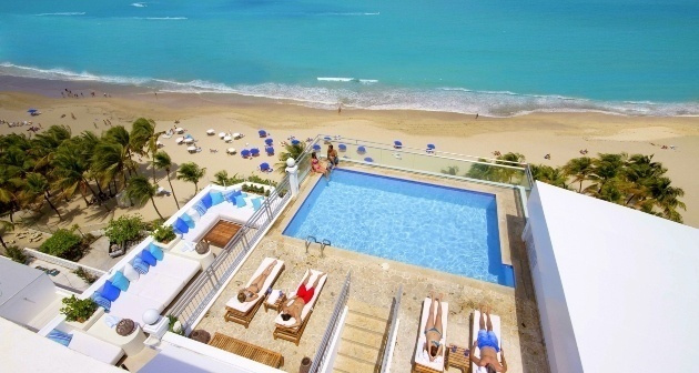 San Juan Water Beach Club Hotel - Isla Verde