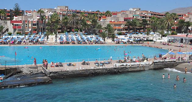 Hotel Alborada Ocean Club - Las Galletas