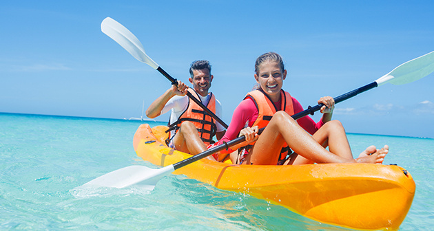 Blue Ocean Paradise Kayak - Guánica