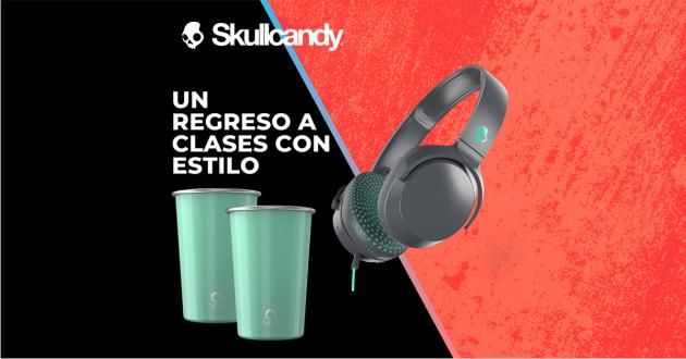 Osix Store Skullcandy - Pick up sin contacto